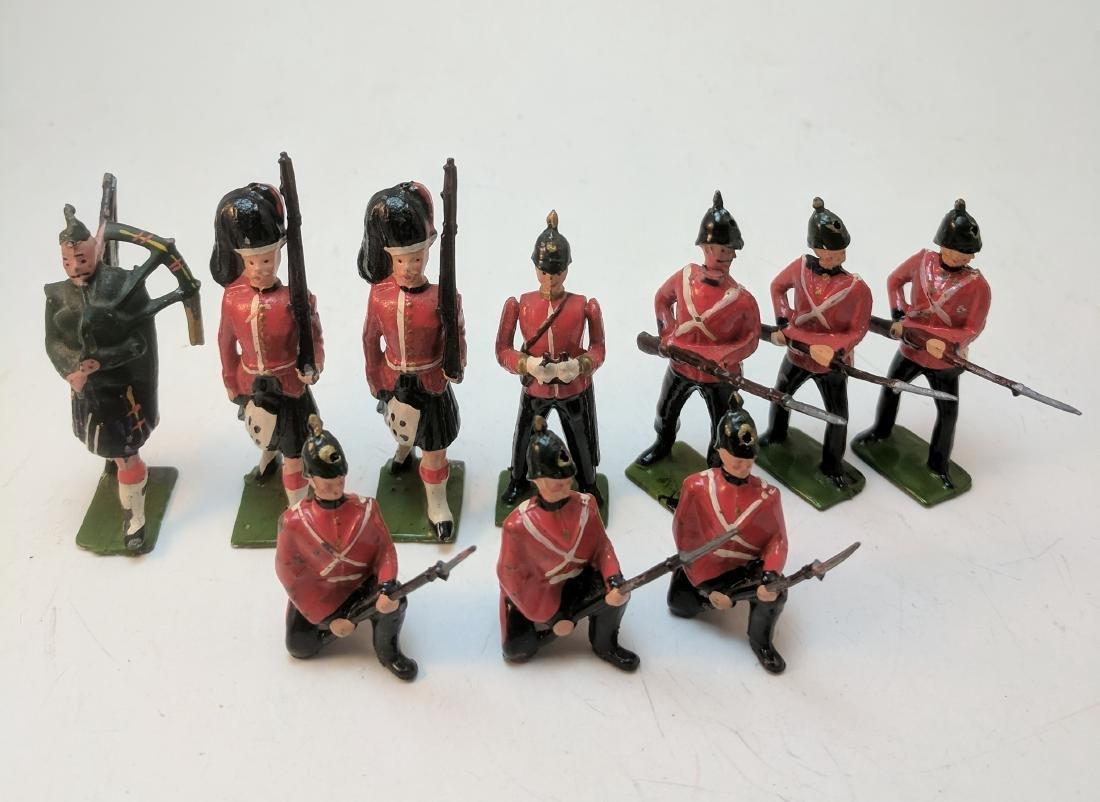 Britains Various Regiments