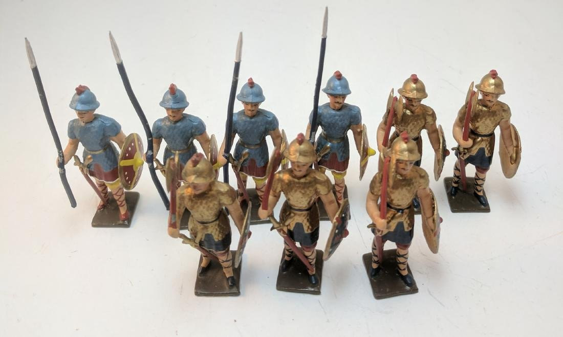 Mignot Franks Infantry