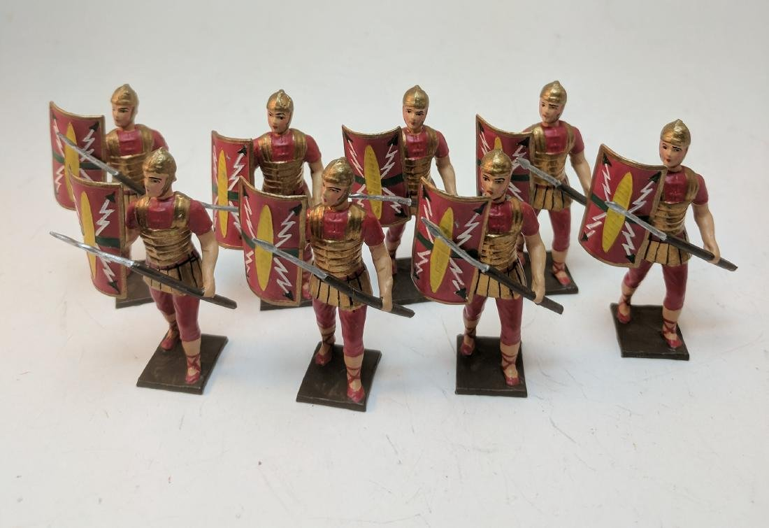 Mignot Romans with Spears