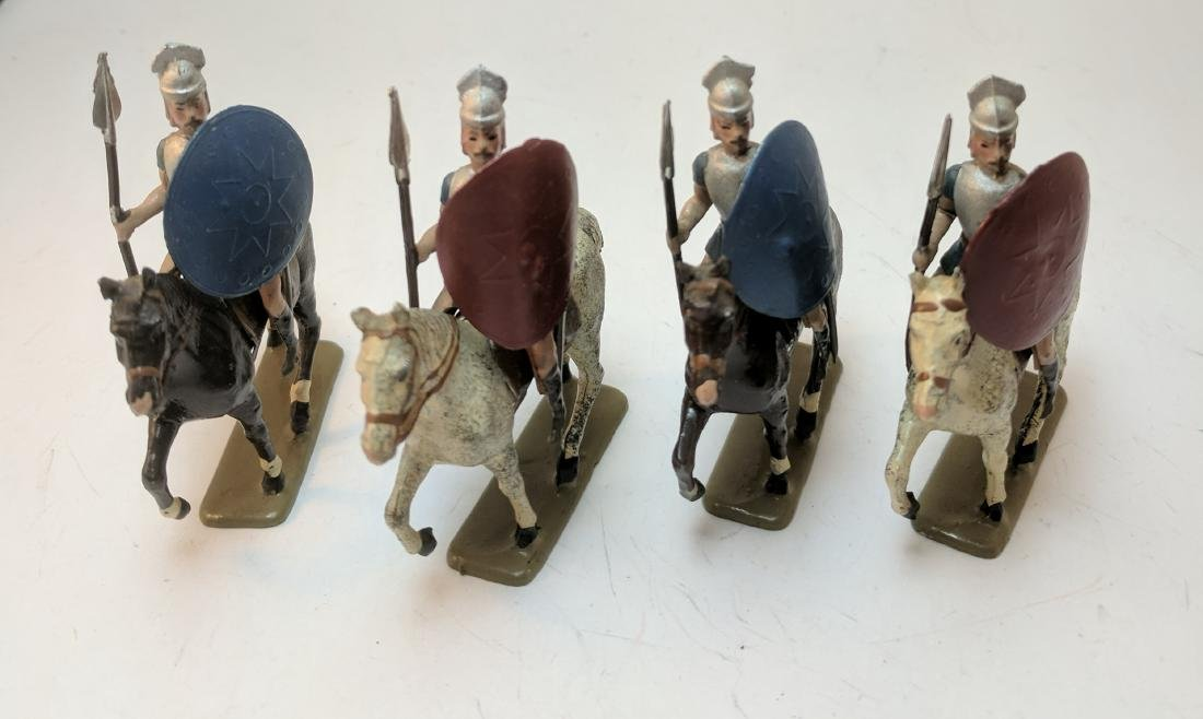 Mignot Gauls Cavalry