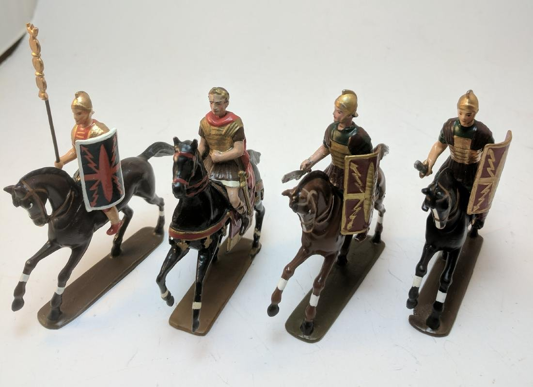 Mignot Romans Mounted