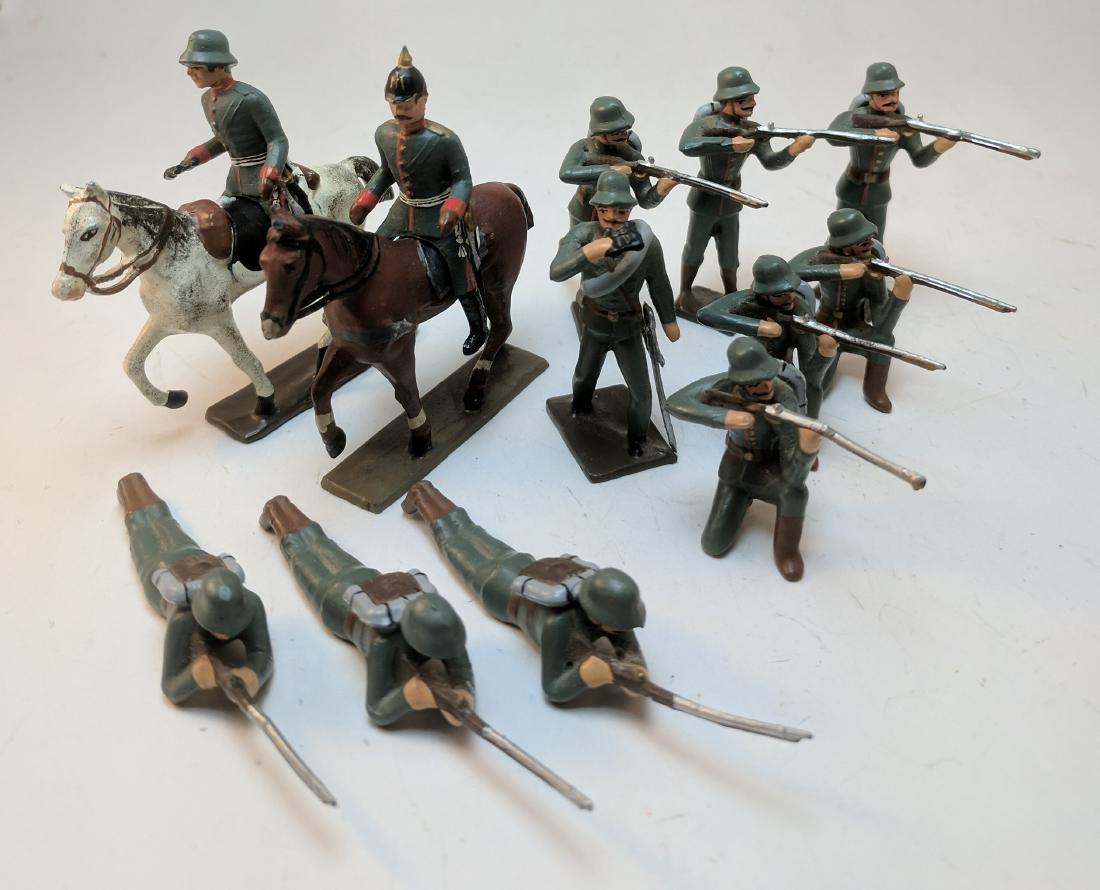 Mignot German WWI Firing