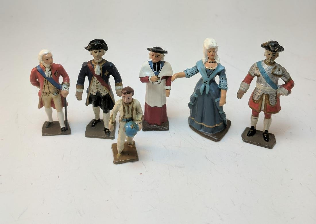 Mignot Renaissance Civilians