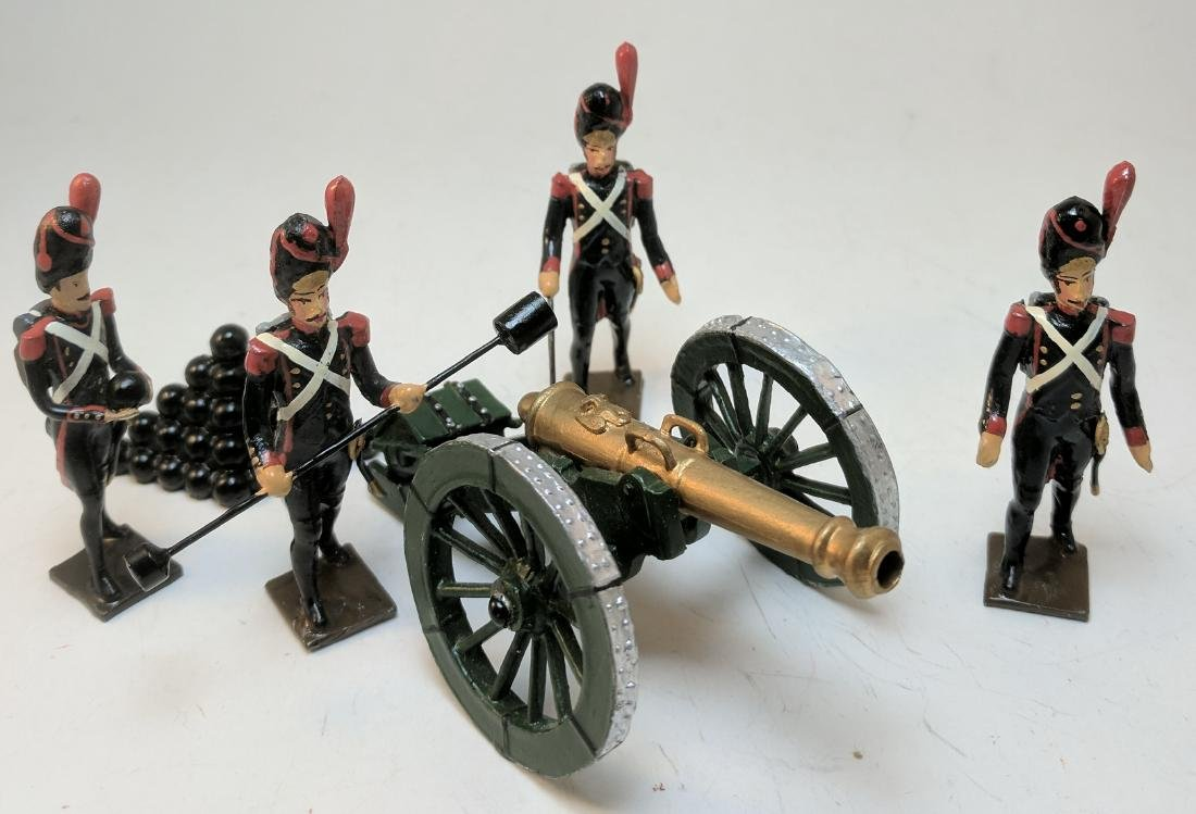 Mignot Imperial Guard Artillery