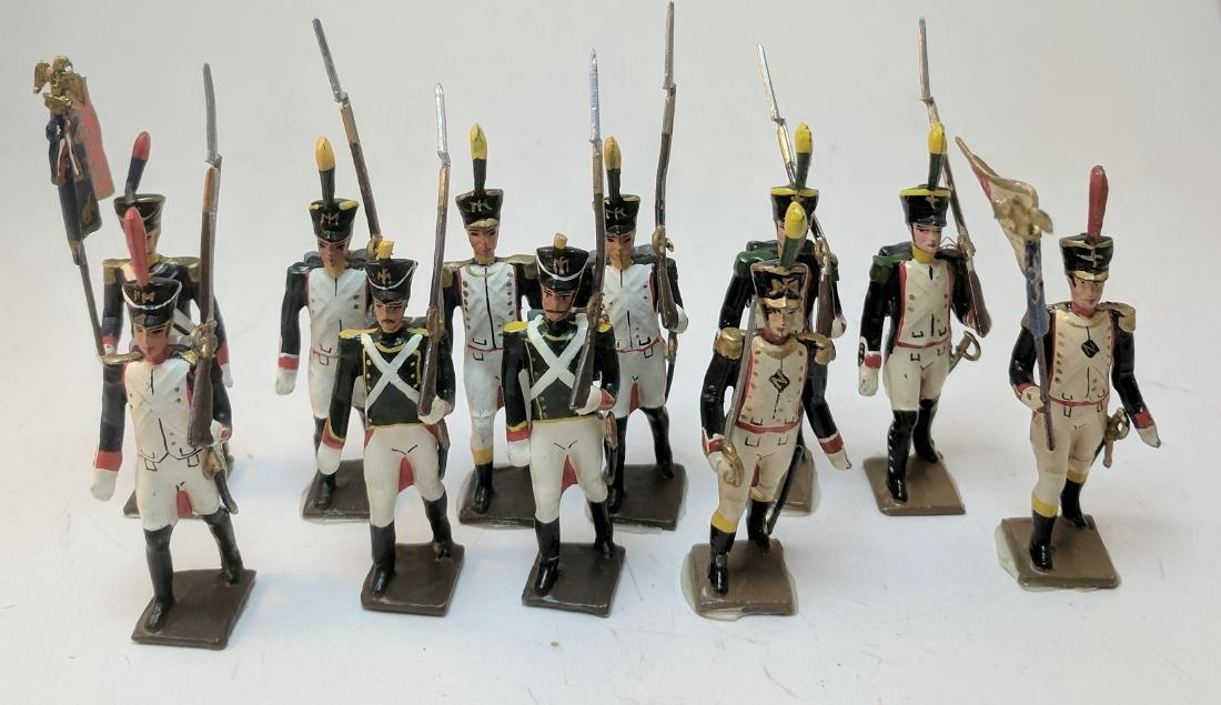 Mignot 1st Empire Regiments