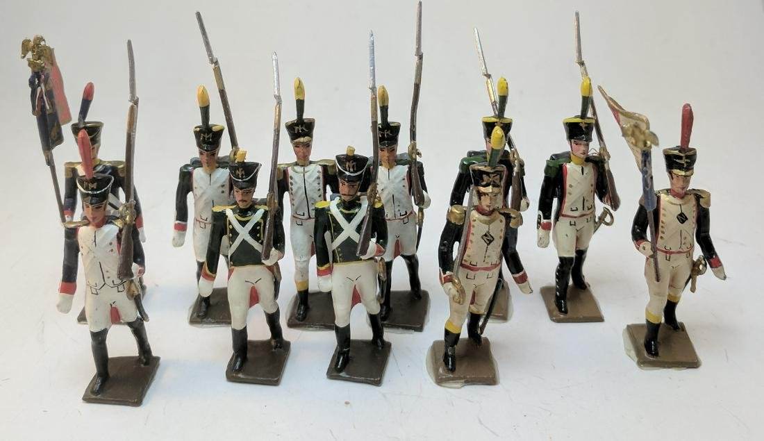 Mignot 1st Empire Regiments