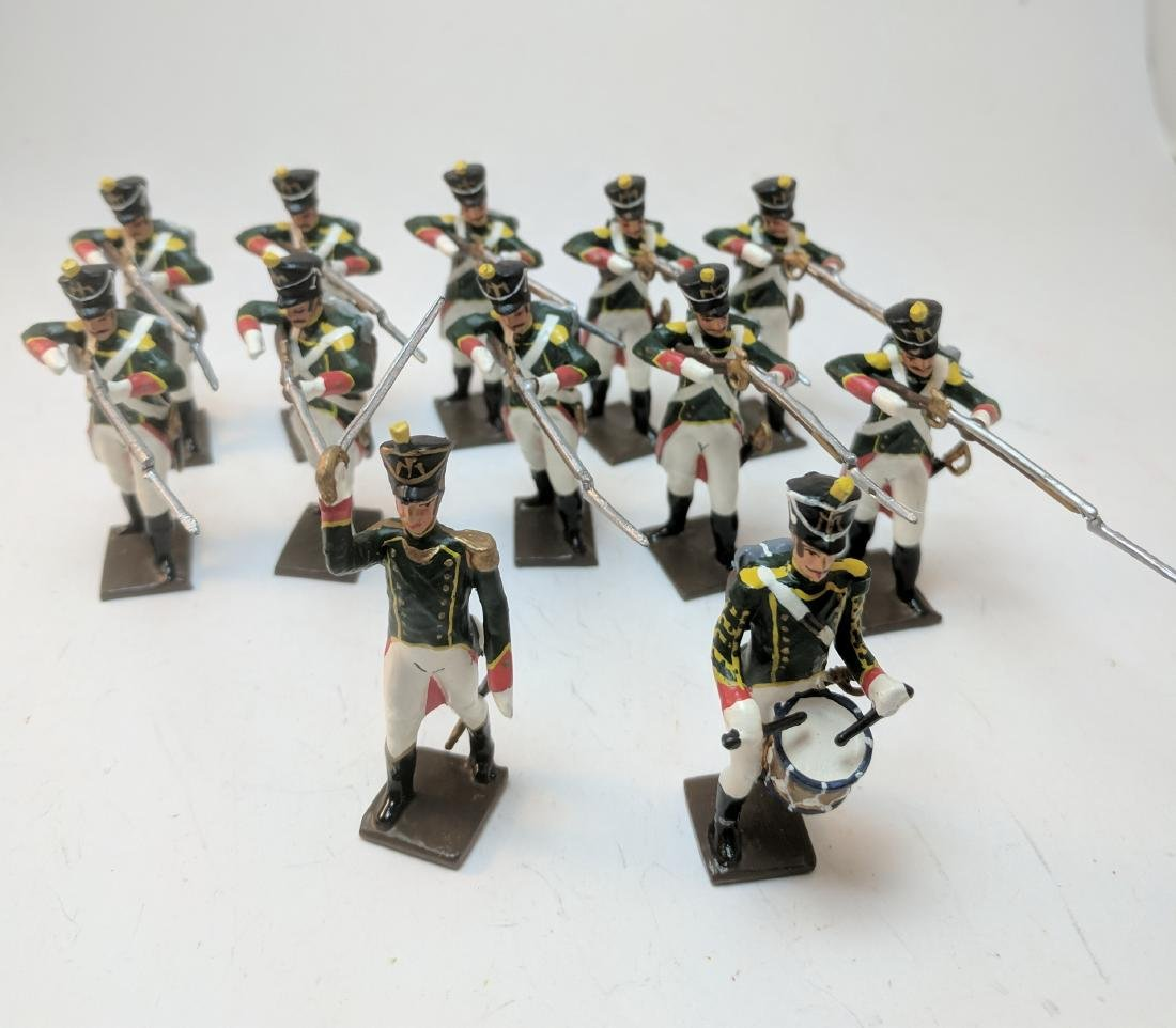 Mignot 1st Empire Standing Firing