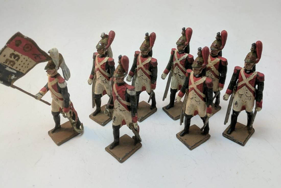 Mignot 1st Empire Dragoons
