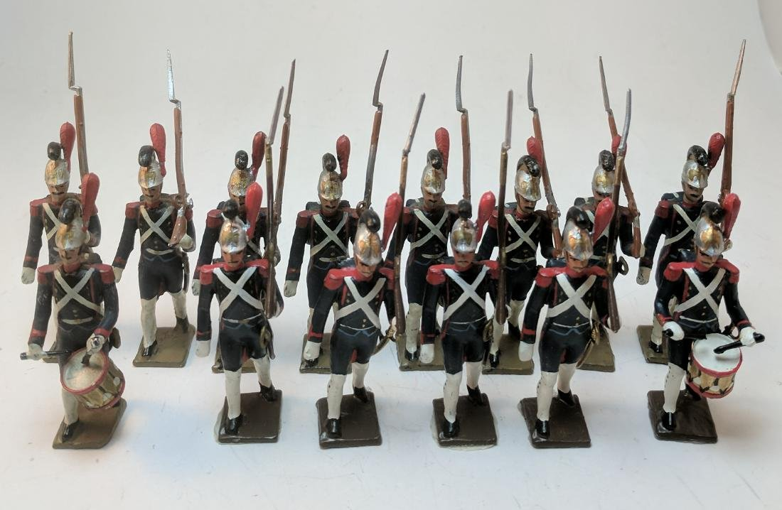 Mignot 1st Empire Dragoons of the Guard