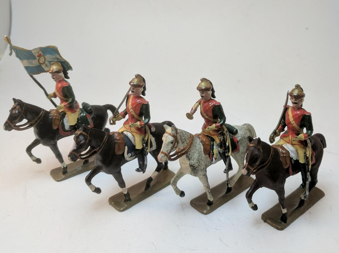 Mignot Dragoons Cavalry