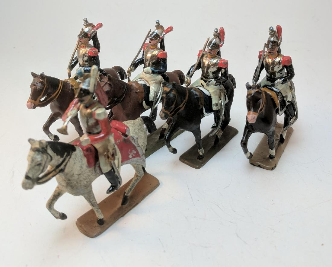 Mignot Dragoons of the Guard