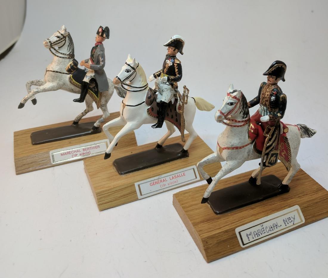 Mignot Napoleonic Staff