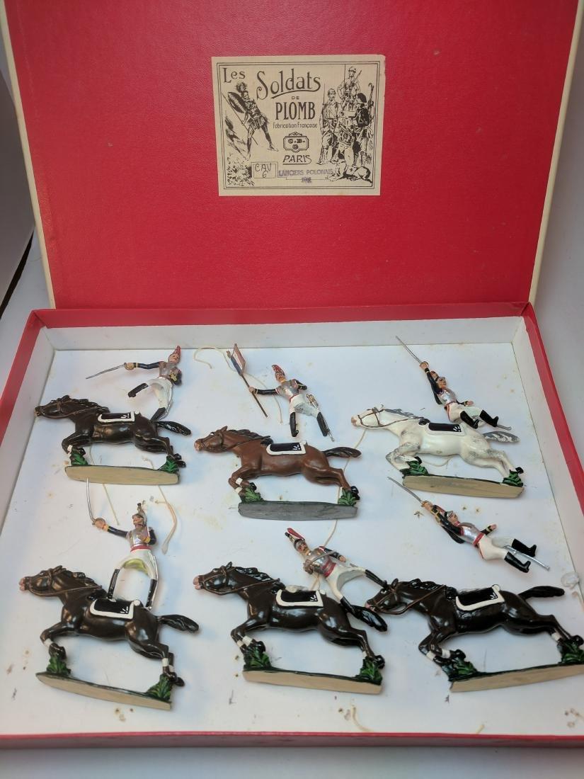 Mignot Lancers Cavalry