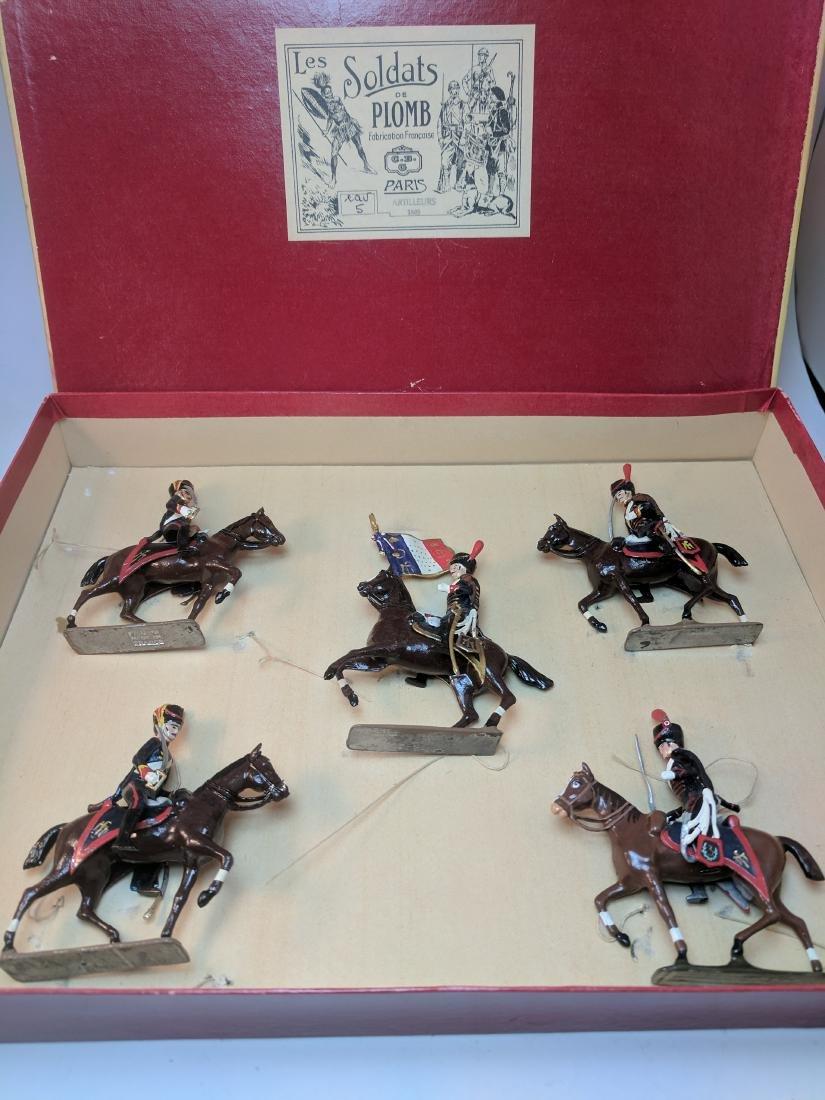 Mignot Artillery Cavalry