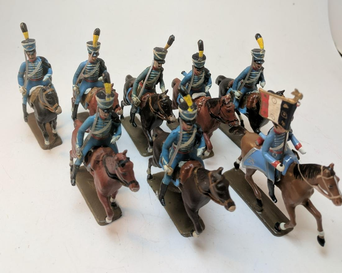 Mignot Mounted Hussars 1st Regt.