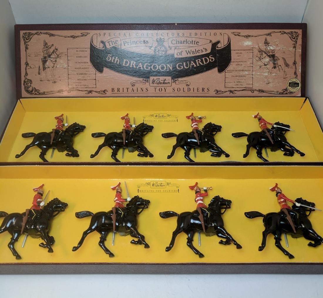 Britains 5th Dragoon Guards