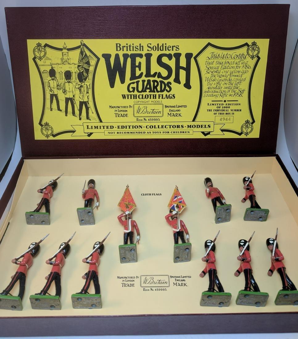 Britains 5186 Welsh Guards