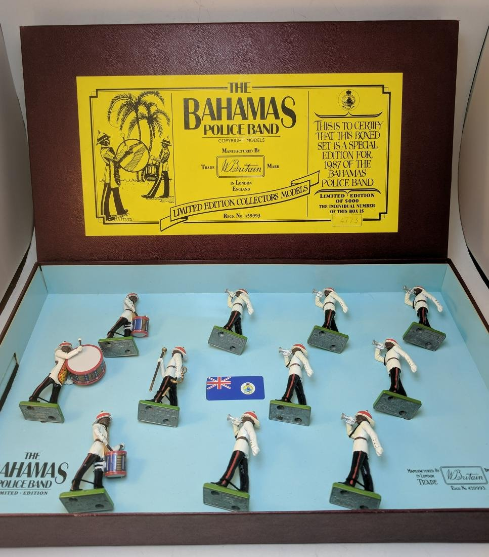 Britains 5187 Bahamas Band