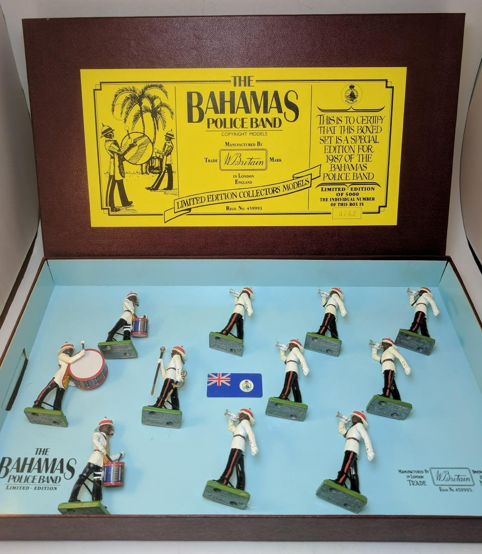 Britains 5187 Bahamas Band