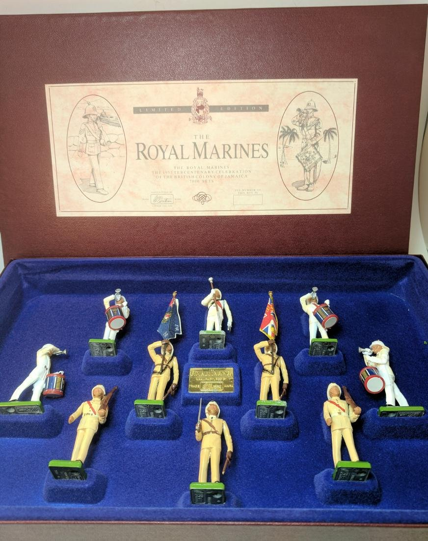 Britains 5289 Royal Marines
