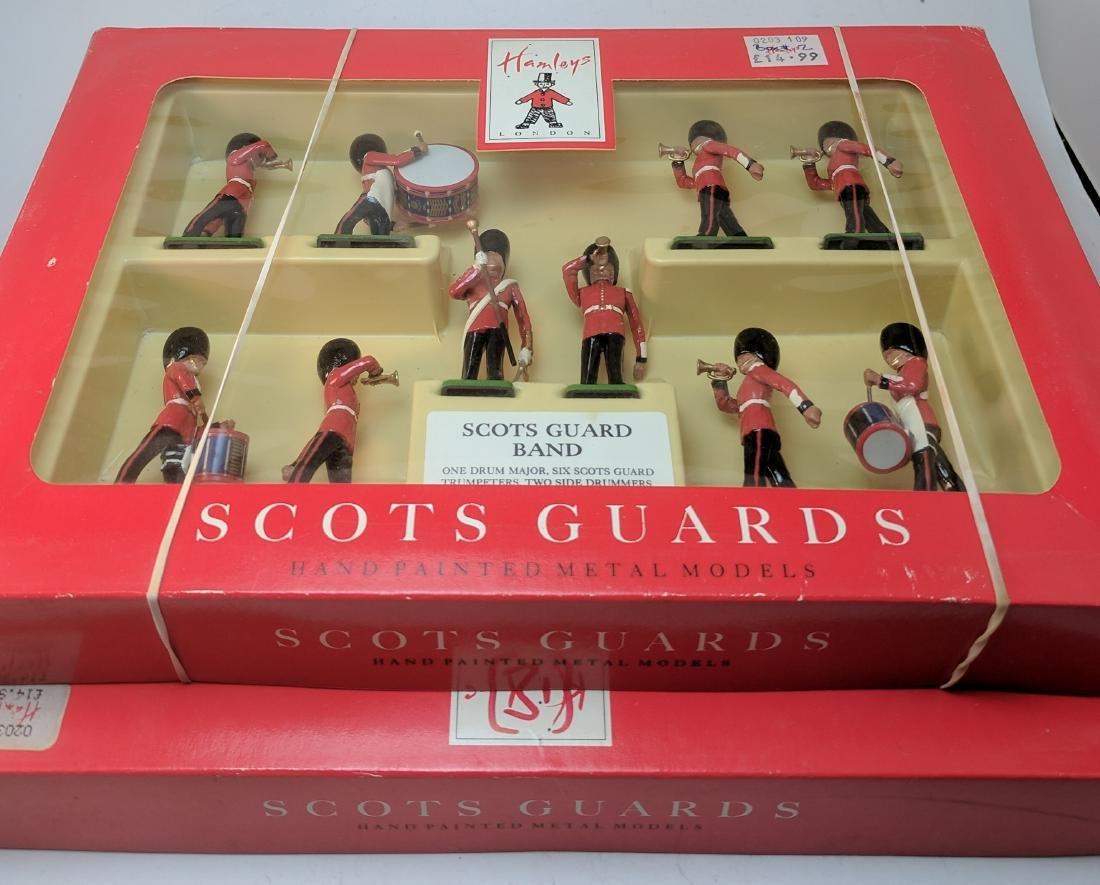 Britains Scots Guards Band