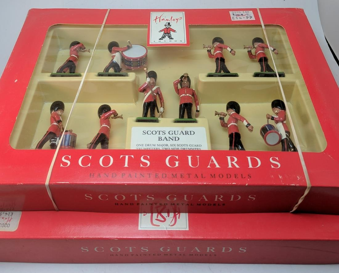 Britains Scots Guards Band