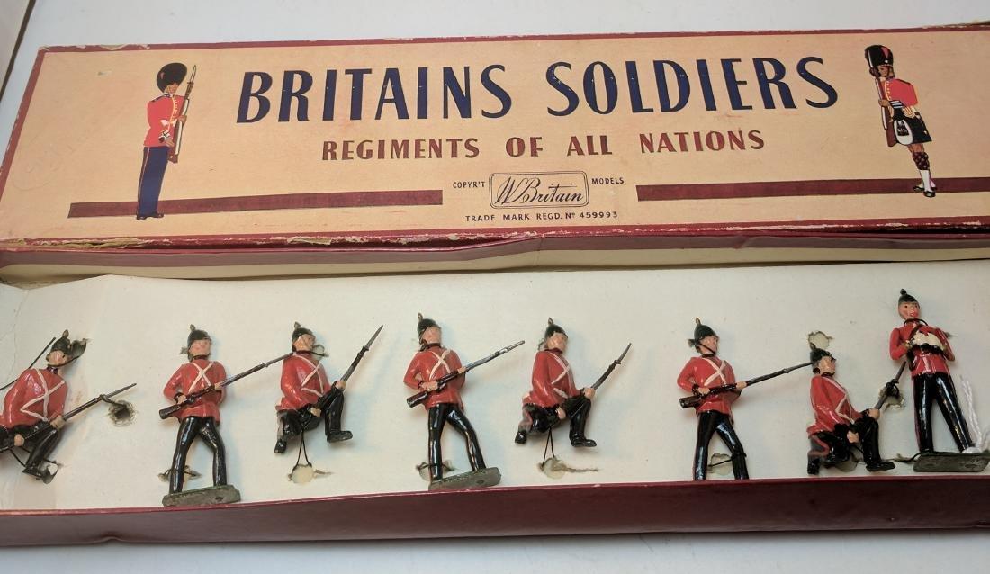 Britains 17 Somerset Light Infantry
