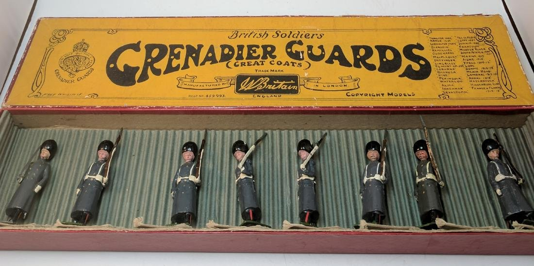 Britains 312 Grenadier Guards