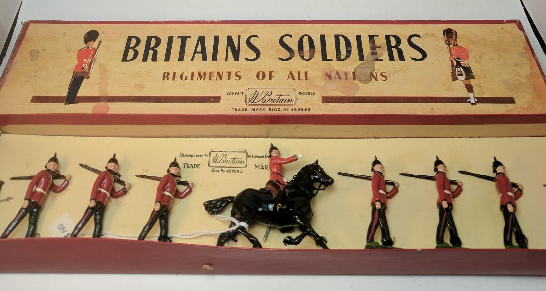 Britains 36 Royal Sussex