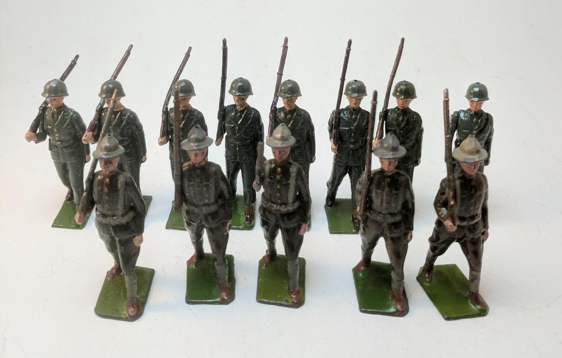 Britains Various USA Troops