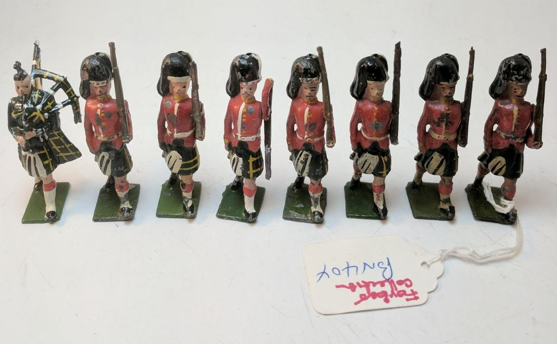 Britains 77 Gordon Highlanders (Forbes Collection)