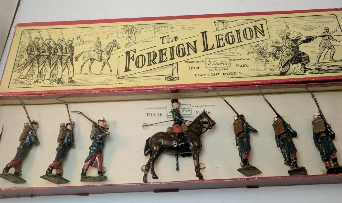 Britains 1711 Foreign Legion