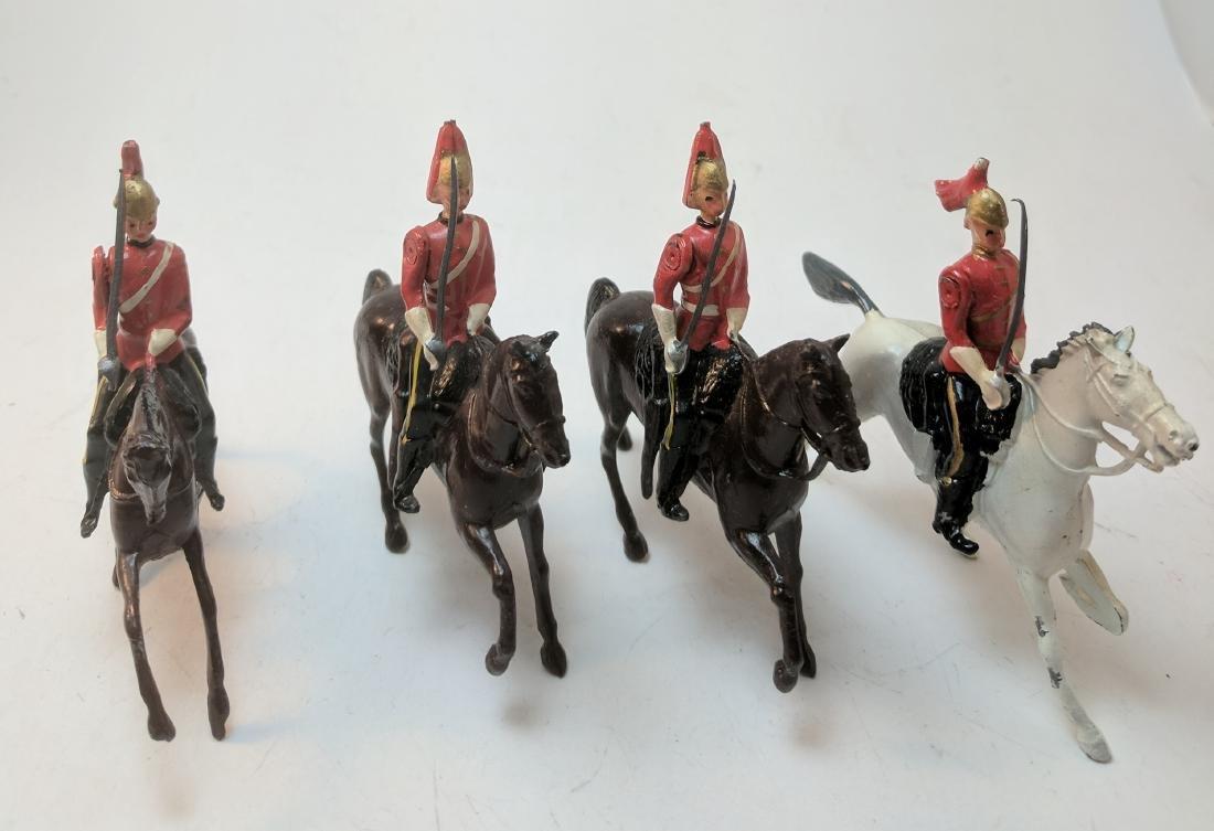 Britains 2074 Kings Dragoons