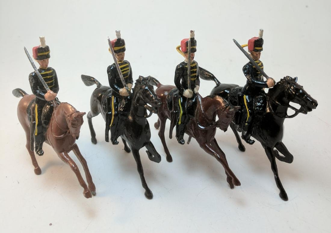Britains 2075 Queens Own Hussars