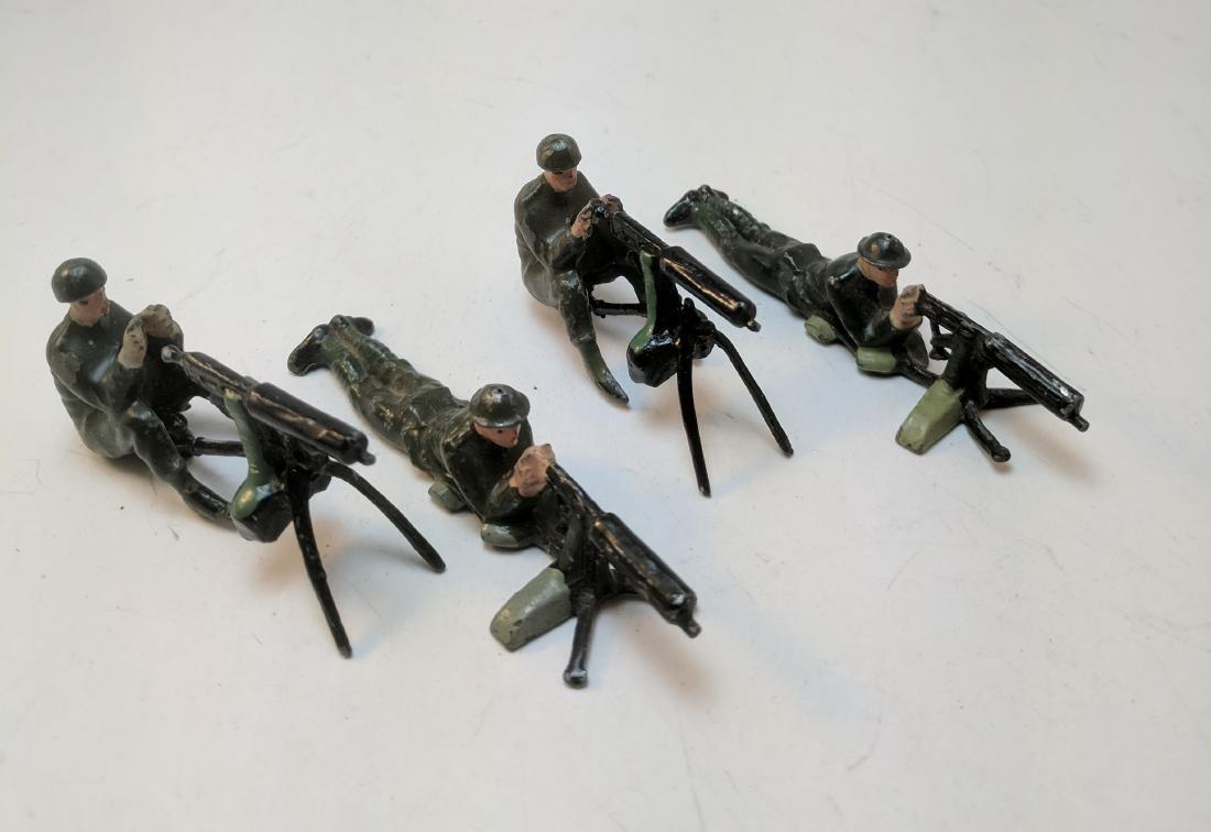 Britains 1313 Machine Gun Group