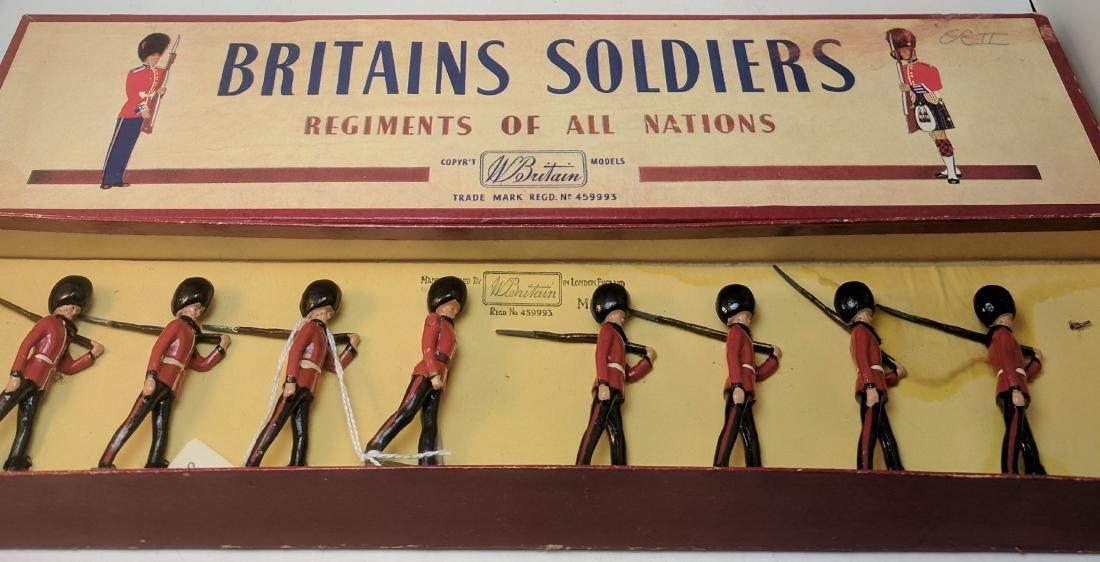 Britains 1634 Governor Generals'