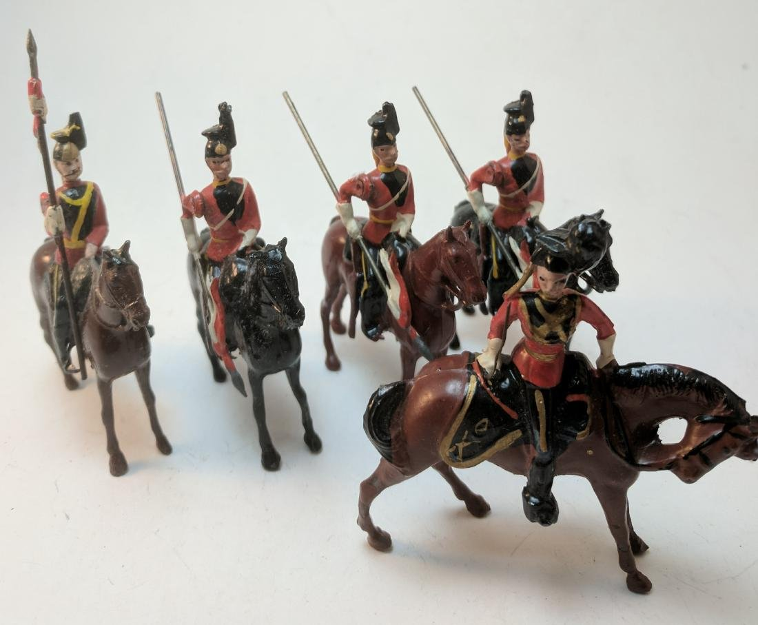 Britains 33 16th/5th Lancers