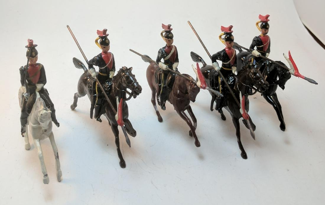 Britains 2076 Royal Lancers