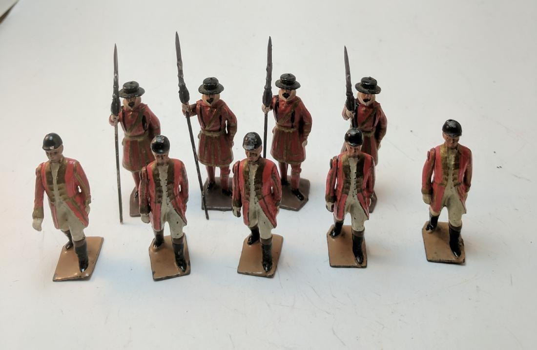 Britains Various Royal Attendants