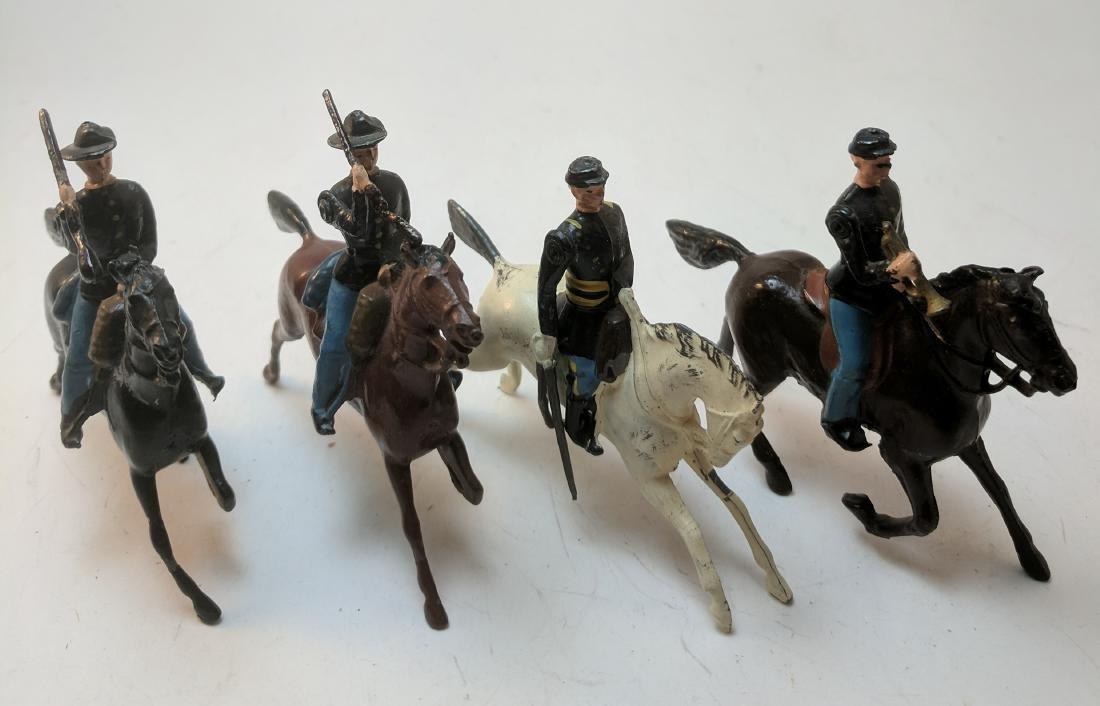 Britains Union Cavalry