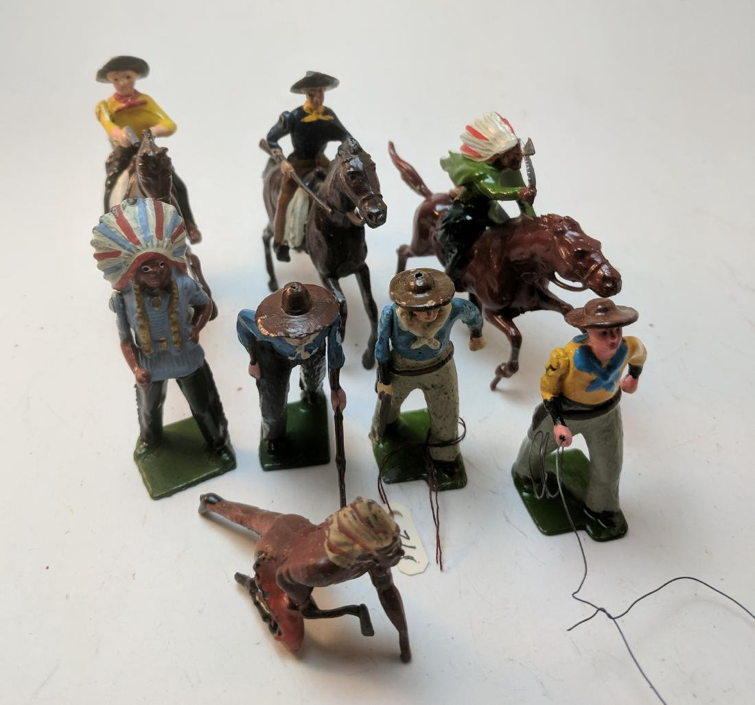 Britains Cowboys and Indians