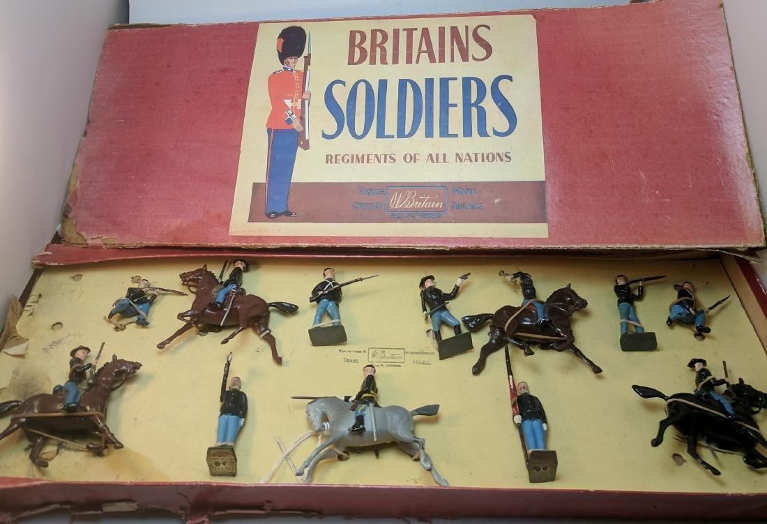 Britains 2069 Civil War Display