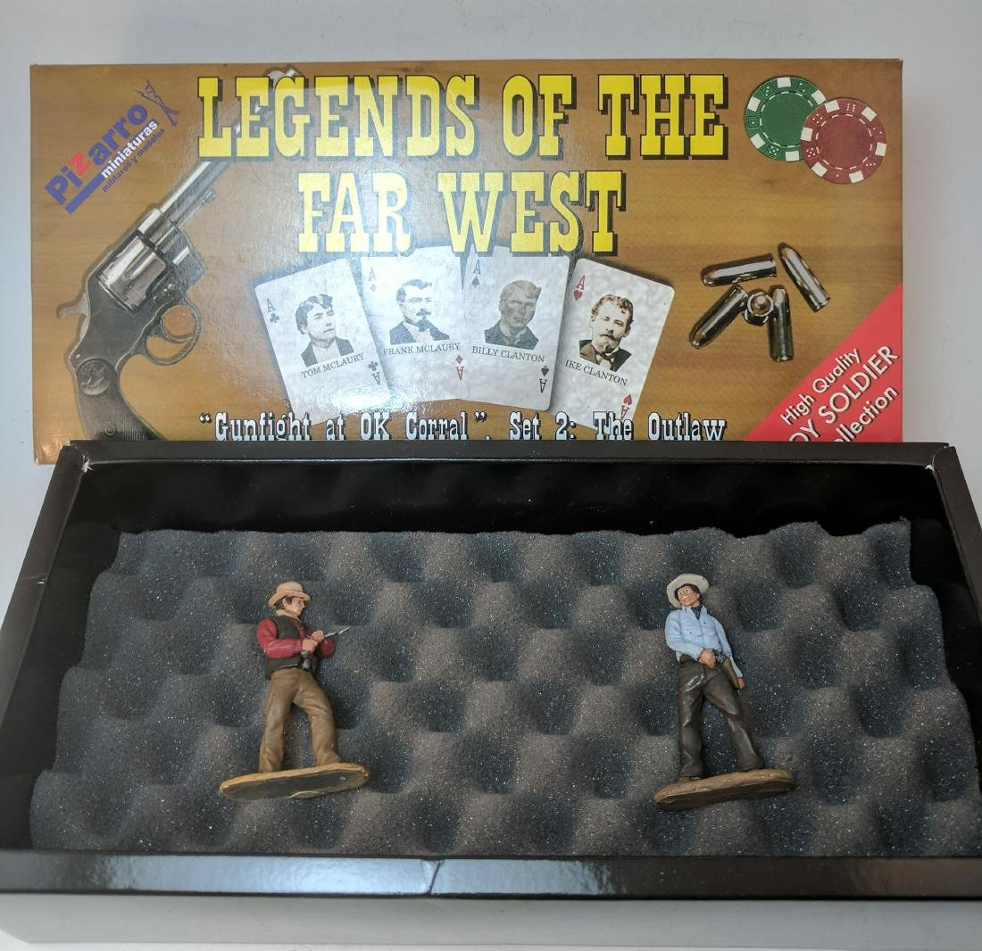 Pizarro TS-02 Legends of the West