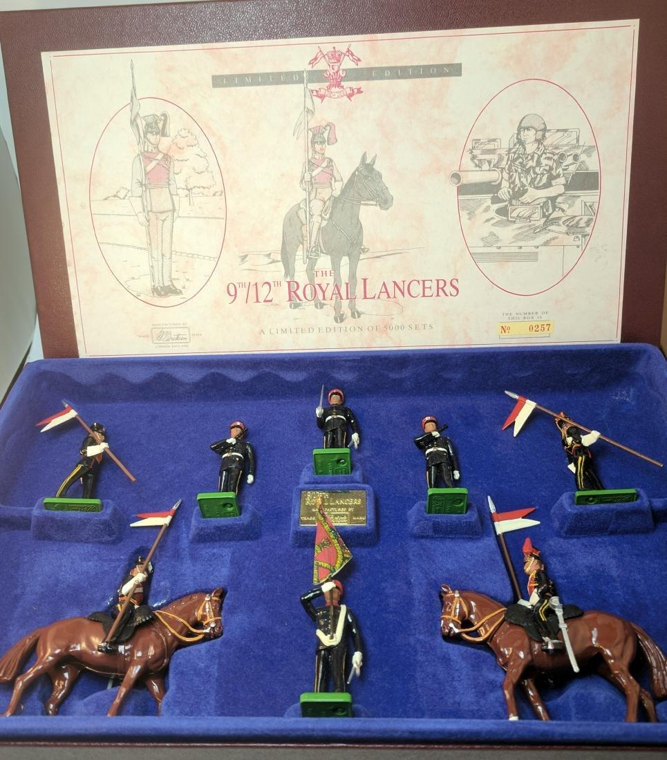 Britains 5392 9/12 Royal Lancers