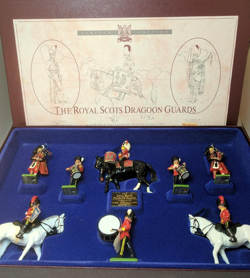 Britains 5290 Royal Scots Dragoons
