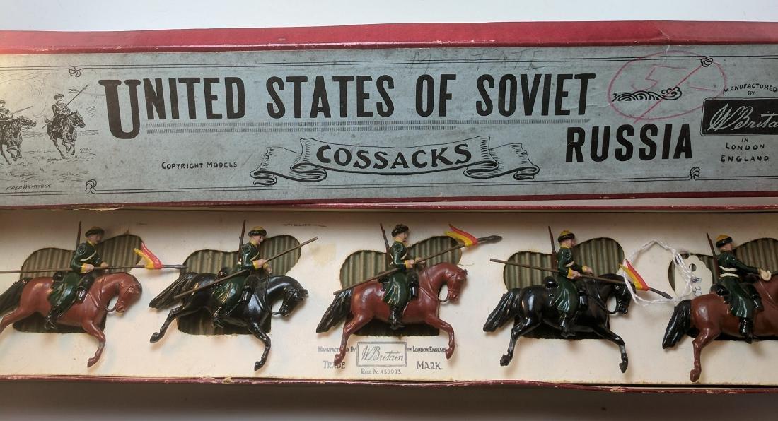 Britains 136 Cossacks