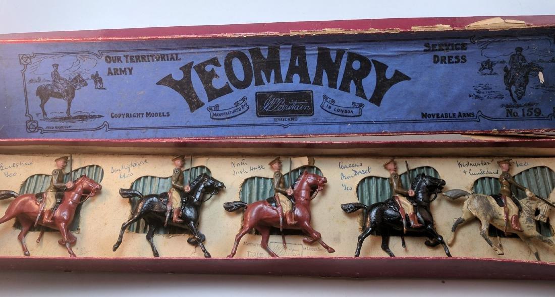 Britains 159 Yeomanry