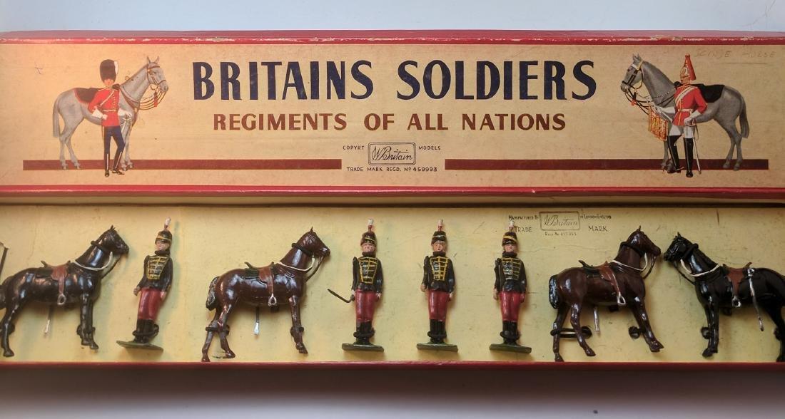 Britains 182 11th Hussars
