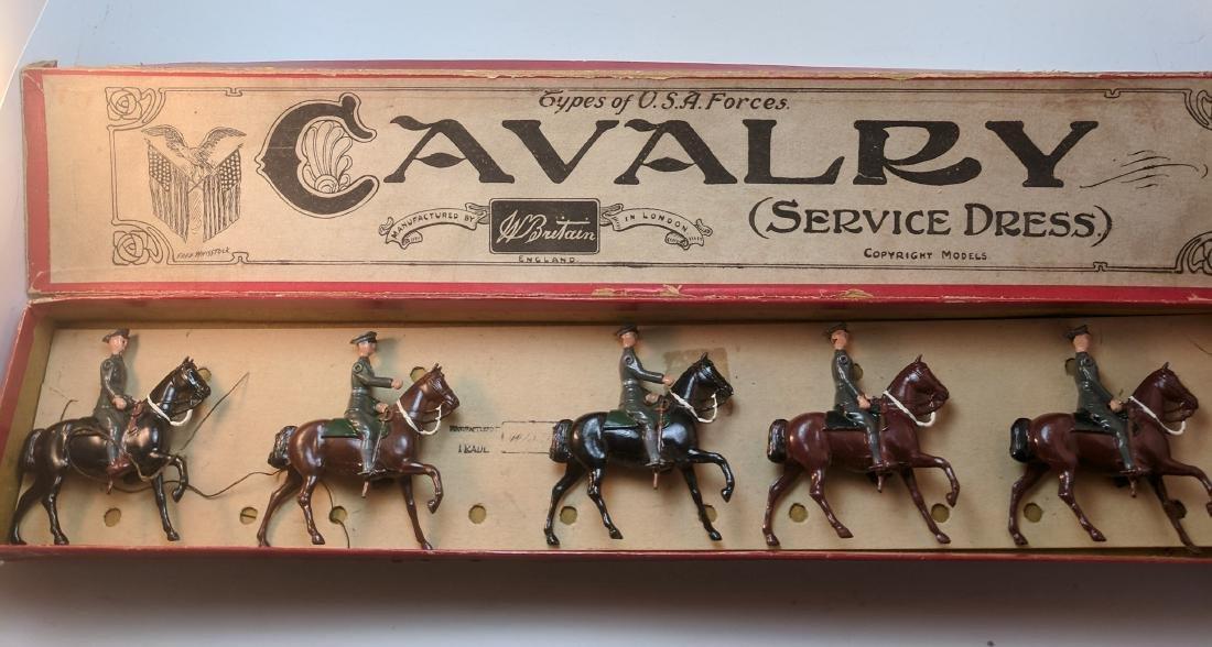 Britains USA Cavalry