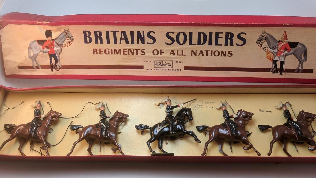Britains 1631 Governor/ Generals'